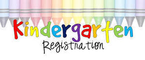 Kindergarten Registration fo r 2021-22 School Year