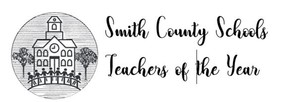 Smith County Schools 2020-21 Teachers of the Year