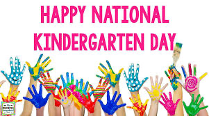 National Kindergarten Day Image
