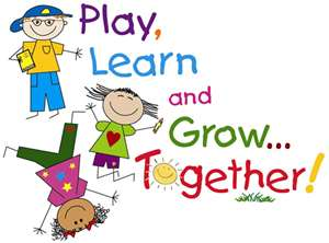 Play, learn, and grow together, kids
